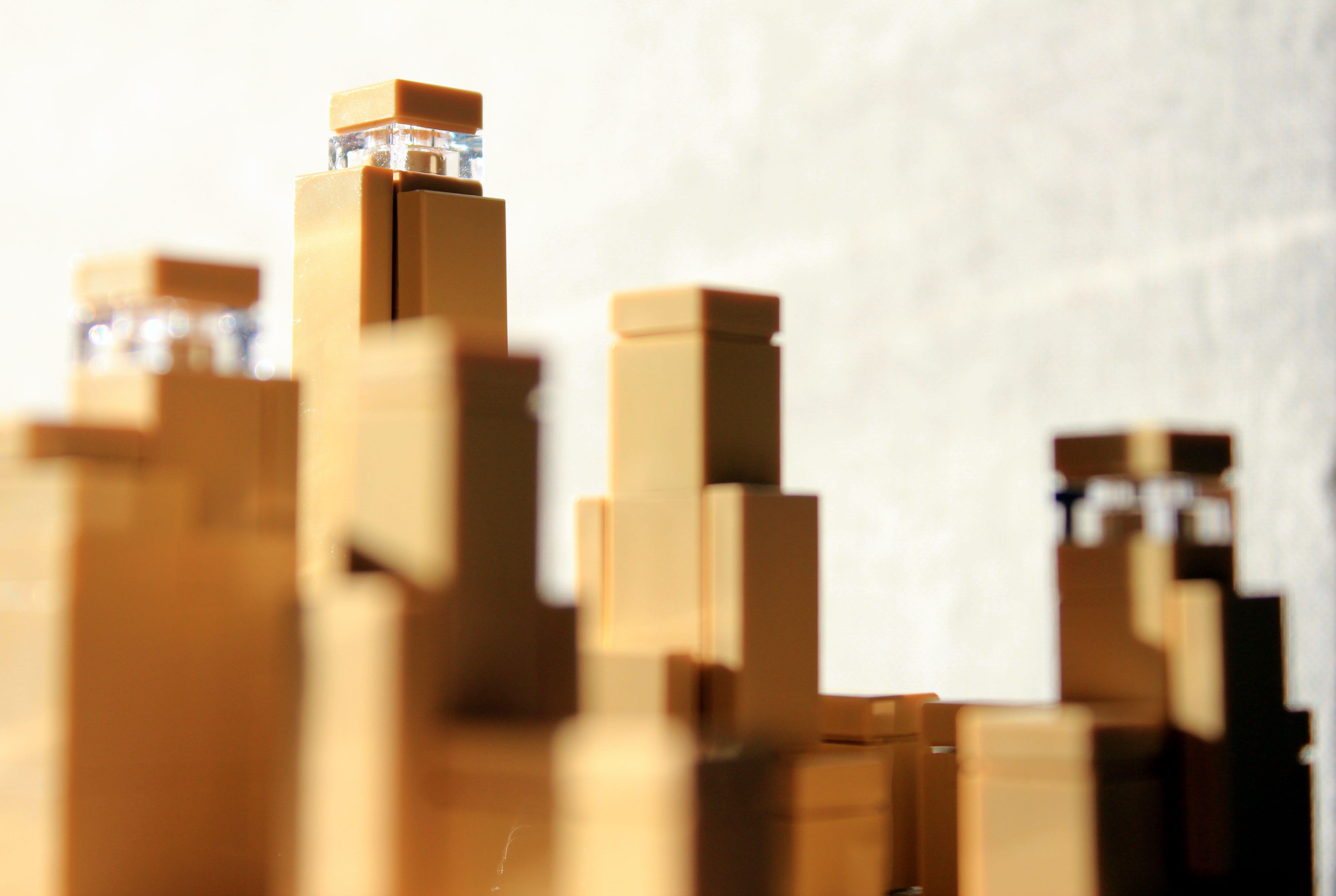 LEGO Skyline Scaping -- 2