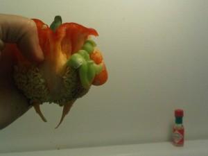Alien Monster Pepper