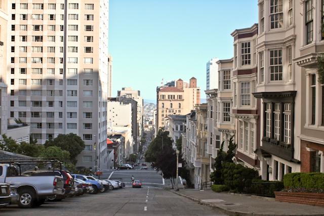 Two Views: San Francisco