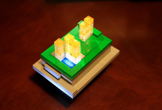 Rearrangeable Lego
