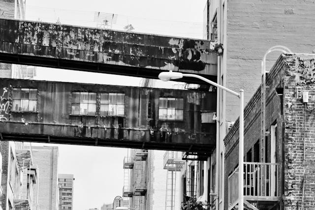 Two Views: Downtown